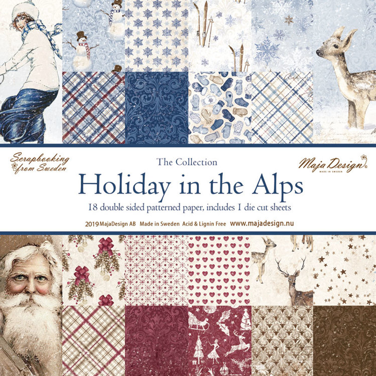 Maja Design - Holiday in the Alps - COMPLETE COLLECTIE