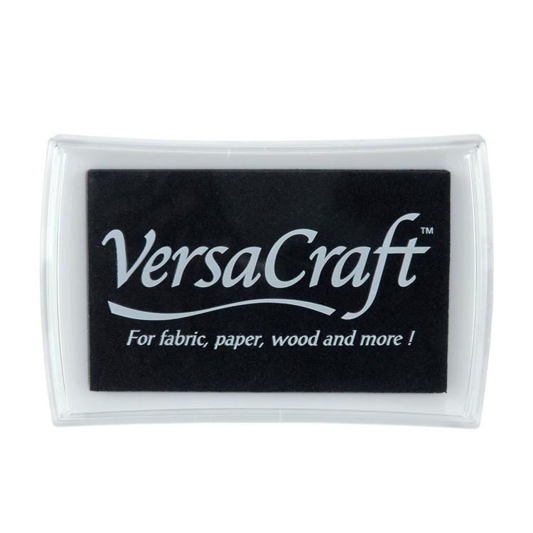 VersaCraft - Inkpad - Real Black