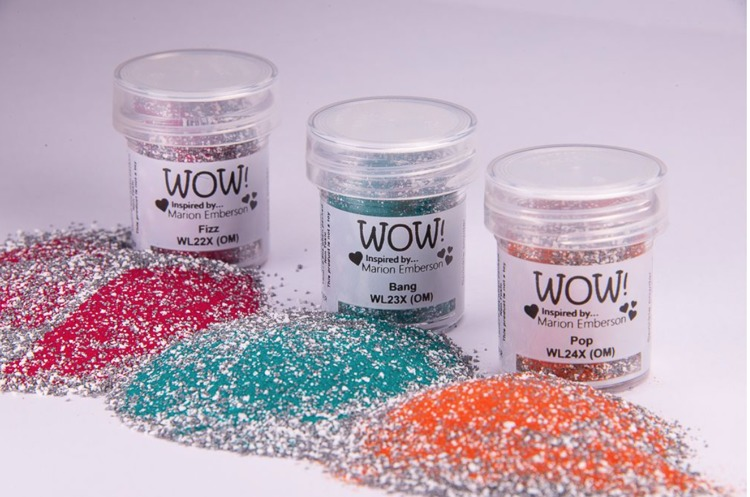 WOW! Embossing Powder - Confetti