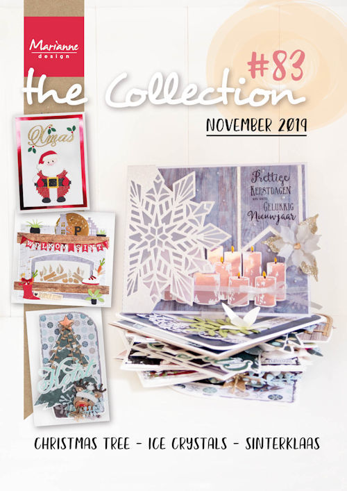 Marianne Design - Tijdschrift - The Collection #83