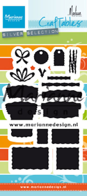 Marianne Design - Craftable - Presents by Marleen