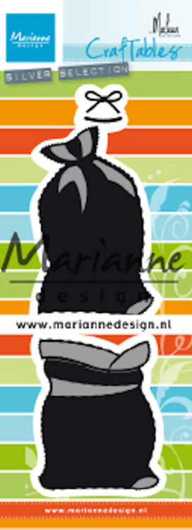 Marianne Design - Craftable - Presents bags by Marleen