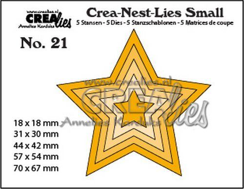 Crea  Nest  Lies - Small - Stars
