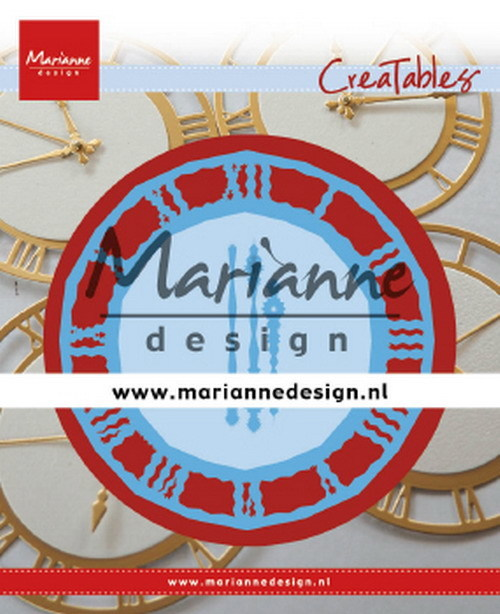 Marianne Design - Creatable - Clock