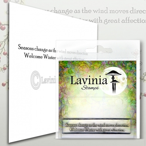 Lavinia Stamps - Seasons Change