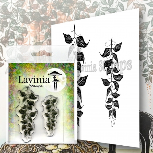 PRE ORDER 3 - Lavinia Stamps - Berry Leaves