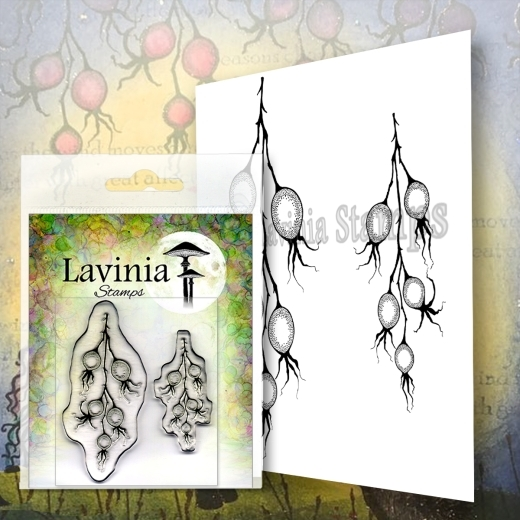 PRE ORDER 3 - Lavinia Stamps - Winter Berries