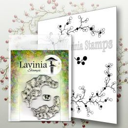 PRE ORDER 3 - Lavinia Stamps - Berry Wreath with Mini Berries