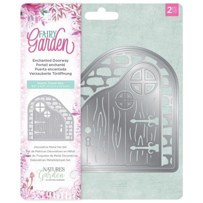 Crafter's Companion - Fairy Garden - Cutting Dies - Enchanted Doorway