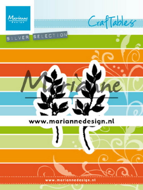 PRE-ORDER 3 - Marianne Design - Craftable - Natural Twigs