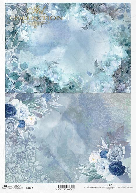 Rice Paper A4 - ITD Collection - ITD-R1630