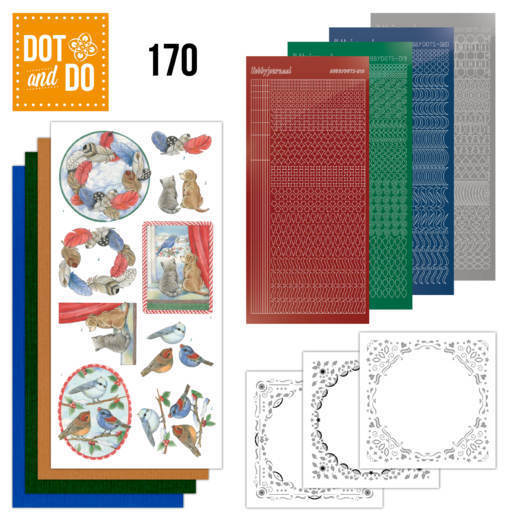 Dot and Do 170 - Snow Scenes