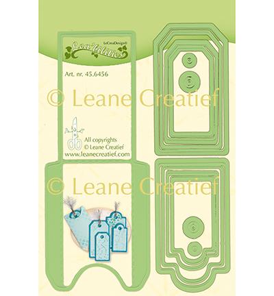 Leane Creatief - Lea`bilitie die - Pocket & Labels
