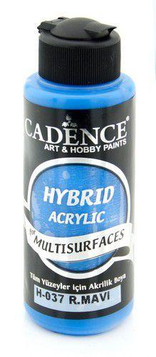 Cadence - Hybride acrylverf (semi mat) - Koningsblauw