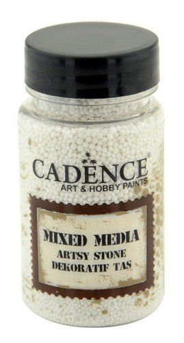 Cadence -  Mix Media Artsy stone - Small