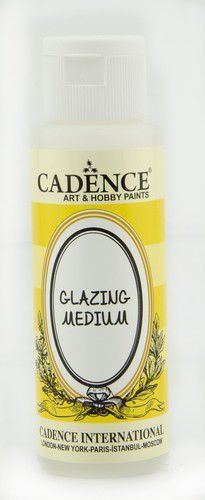 Cadence - Glazing medium