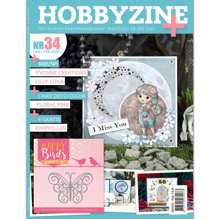 Hobbyzine Plus 34