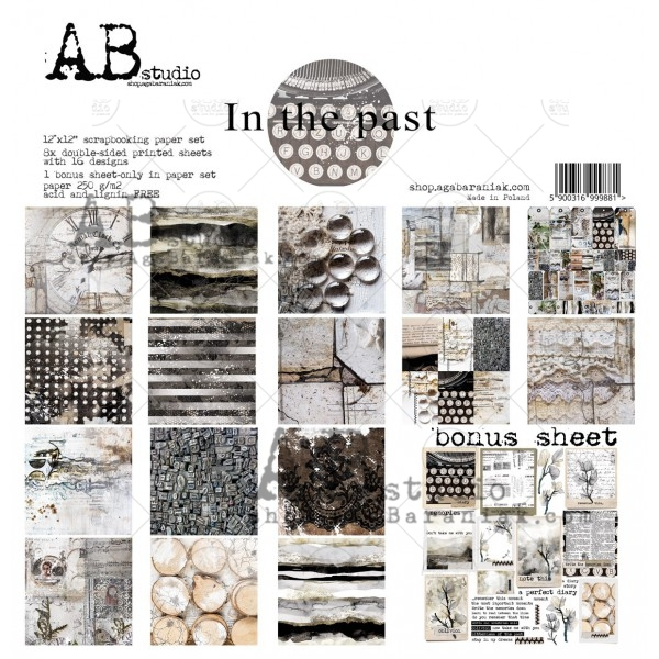 Collection Kit - AB Studio -  In the Past