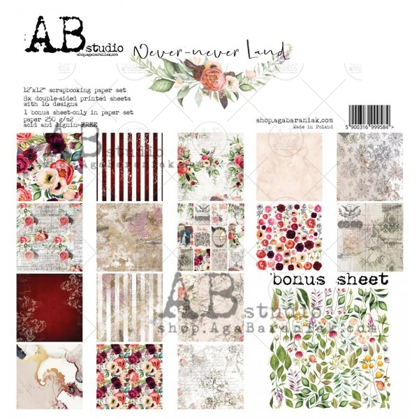 Collection Kit - AB Studio -  Never-Never Land