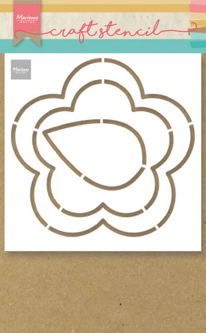 Marianne Design - Craft Stencil - Buttercup