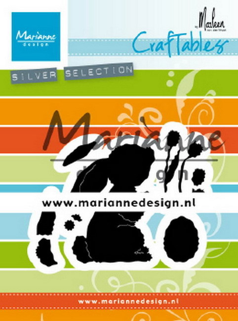 Marianne Design - Craftable - Bunny by Marleen