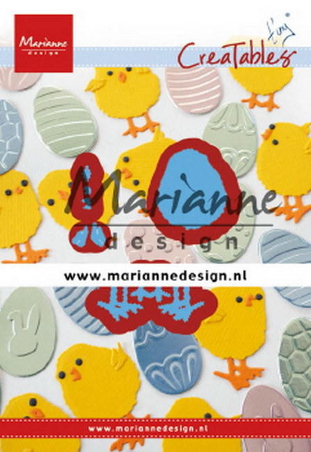 Marianne Design - Creatable - Tiny's Easter Chick