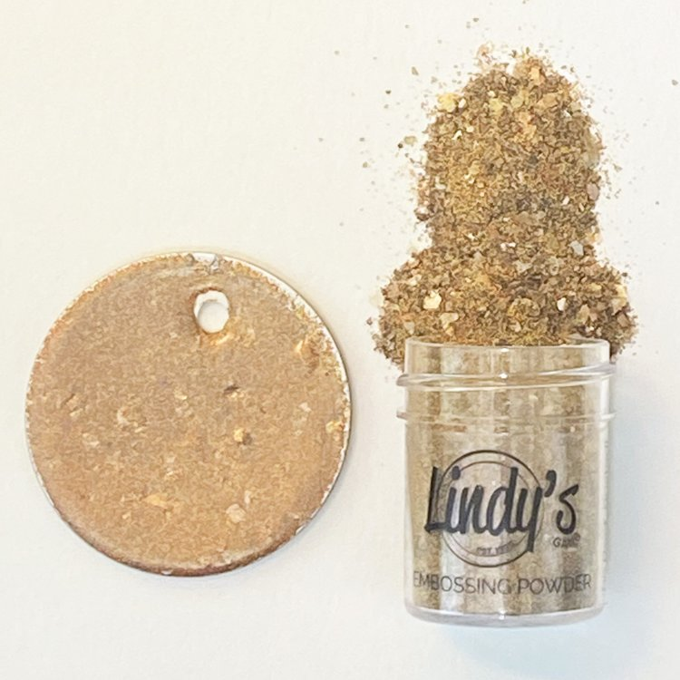 Lindy's Gang - Embossing Powder - Tin Roof Rusted