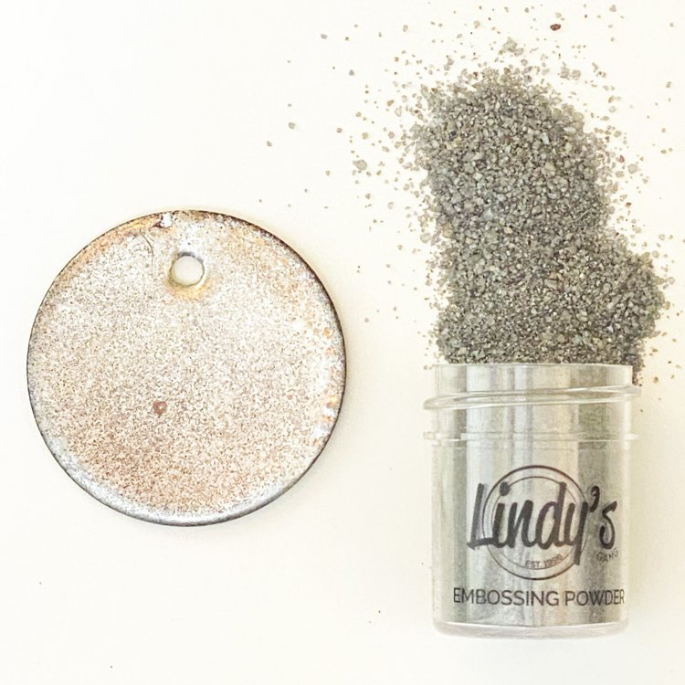 Lindy's Gang - Embossing Powder - Chrome Doesn't Pay