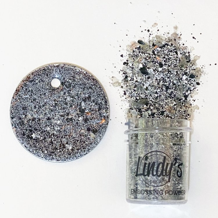 Lindy's Gang - Embossing Powder - Groovy Granite