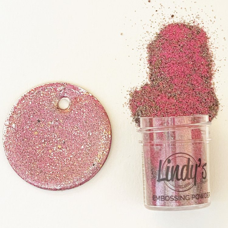 Lindy's Gang - Embossing Powder - Of Quartz It Is