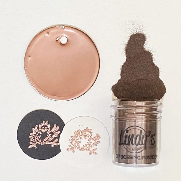 Lindy's Gang - Embossing Powder - Cool Man Copper