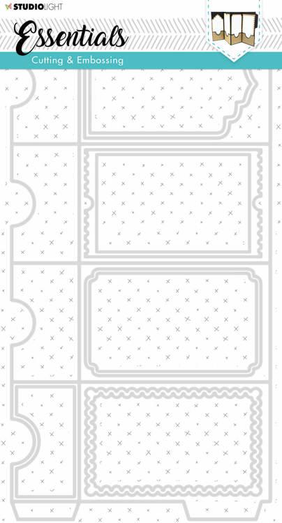 Studio Light - Ticketmal Panel/Pocket - STENCILSL255