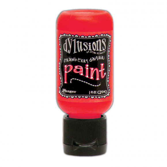 Ranger - Dylusions Paints Bottle 29,6ml - Strawberry Daiquiri