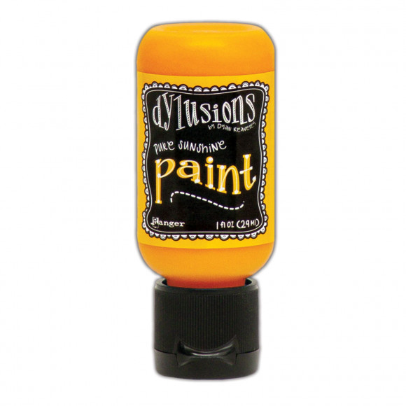 Ranger - Dylusions Paints Bottle 29,6ml - Pure Sunshine