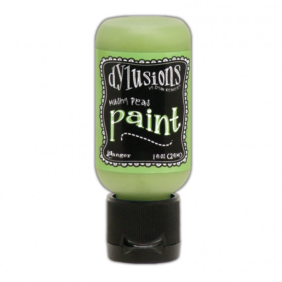 Ranger - Dylusions Paints Bottle 29,6ml - Mushy Peas