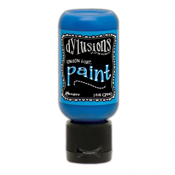 Ranger - Dylusions Paints Bottle 29,6ml - London Blue