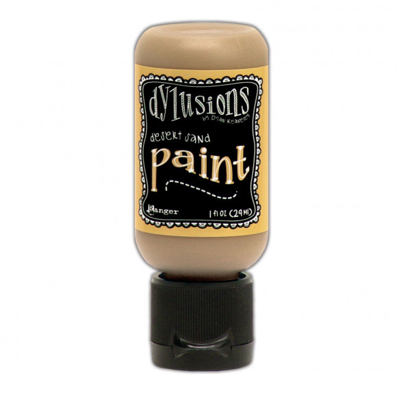 Ranger - Dylusions Paints Bottle 29,6ml - Desert Sand
