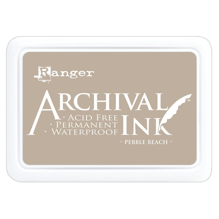 Ranger - Archival Inkt - Pebble Beach