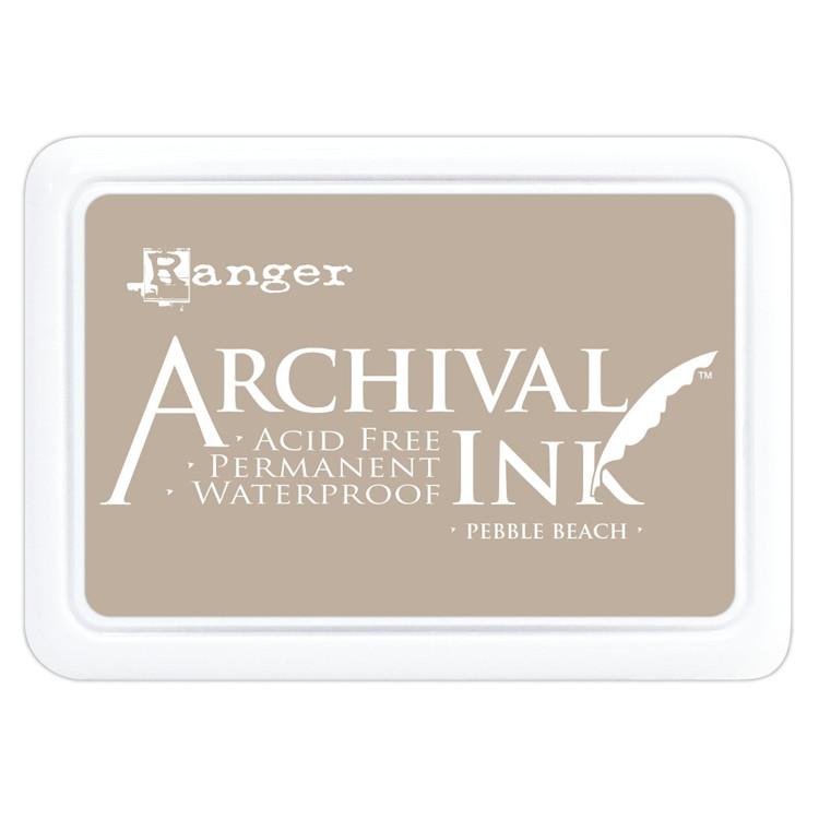 Ranger - Archival Inkt - Pebble Beach