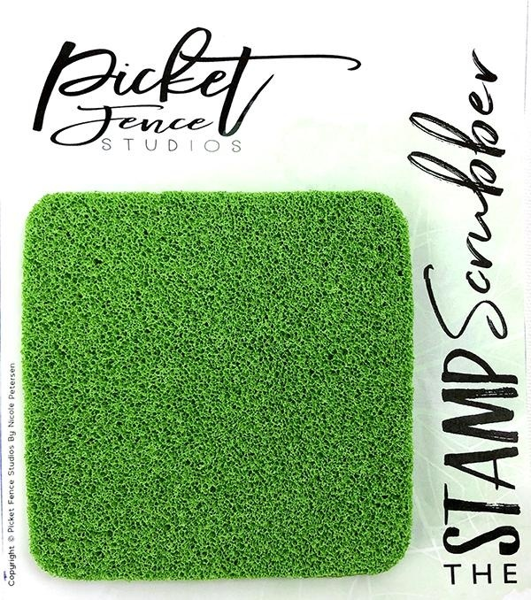 Picket Fence Studios - The Stamp Scrubber