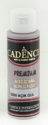 Cadence - Premium Acrylic verf (Semi mat) - Lichtroze