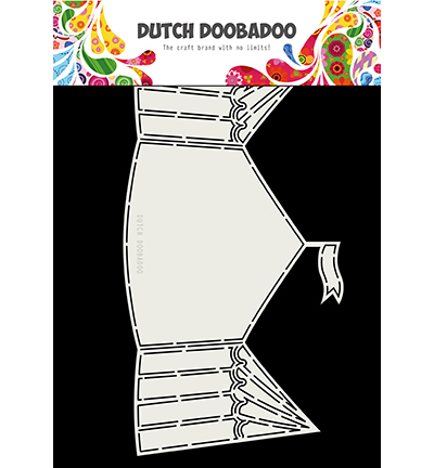 Dutch Doobadoo - Dutch Card Art - Circustent