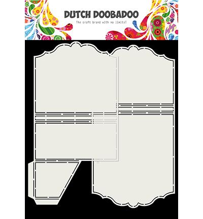 Dutch Doobadoo - Dutch Card Art - Mini album met pockets