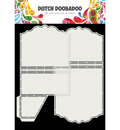 Dutch Doobadoo - Dutch Card Art - Mini album met pockets
