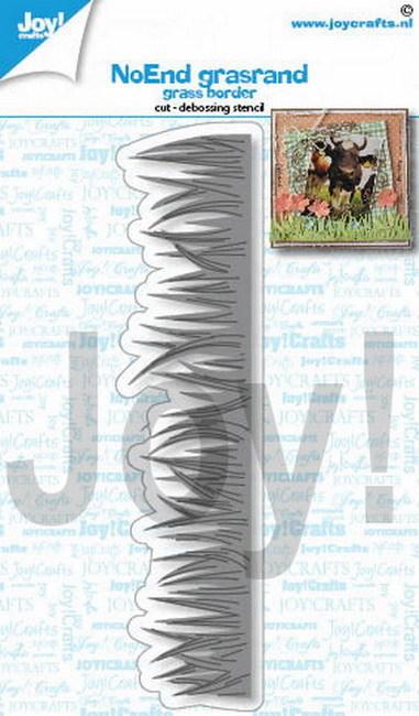 Joy! Crafts - Cutting stencil - No End grasrand