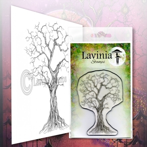 Lavinia Stamp - Tree of Wisdom
