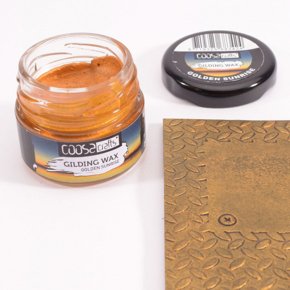 COOSA Crafts - Gilding Wax - Twilight Golden