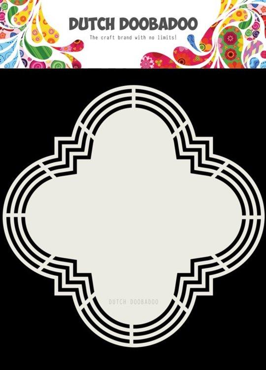 Dutch Doobadoo - Dutch Shape Art - Esmee