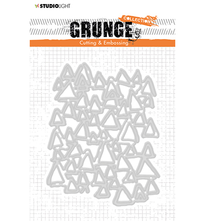 Studio Light - Grunge Collection 4.0 - Cutting & Embossing Stencil - STENCILSL272
