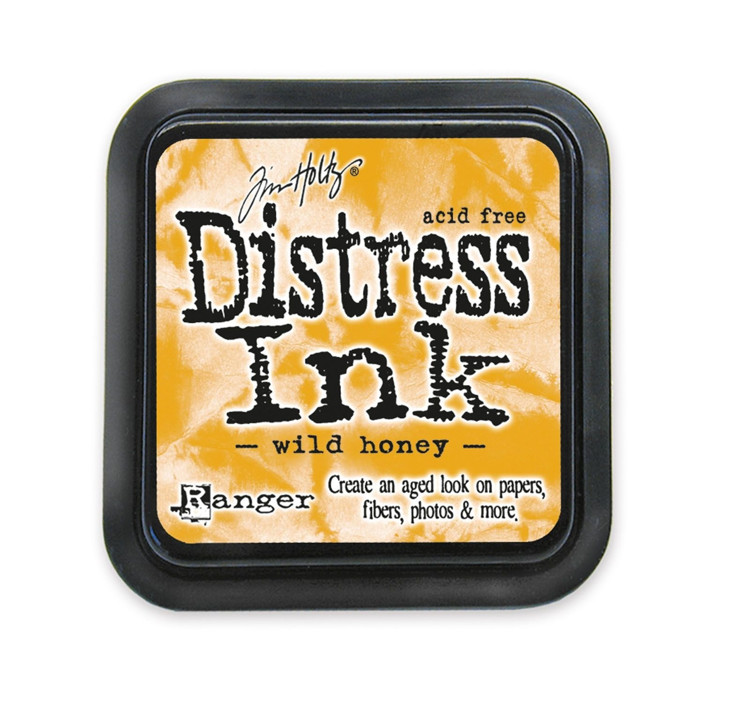 Distress Ink - Wild Honey